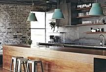 Industrial - Interior & Design