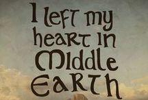 LotR, Hobbit, J. R. R. Tolkien
