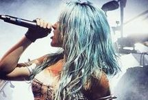 music / alissa white-gluz / Do you see me now? Do you hear me now? You will know my name.
