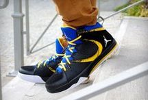 Nike Jordan Phase 23 2 602671-089 'Black/White-Game Royal-Maize'