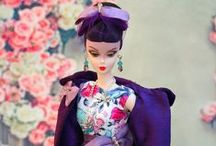 OOAK Silkstone Barbie Fashion / OOAK Silkstone Barbie Fashion