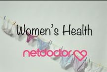 Women's Health | Live Well / From periods to multiple orgasms, here's where to find all the info about being a woman