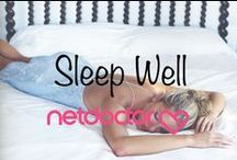 Sleep Well | Live Well / Stay energised and rested with our collection of info and advice