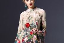 Floral & Embroidery Dresses