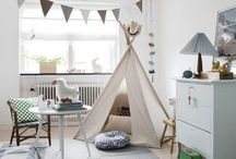 Toddler/ Babyroom ideas