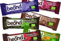 beond Organic Fruit Bars