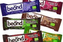 beond Organic Fruit Bars