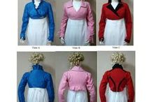 Regency Patterns / For the larp Fortune & Felicity
