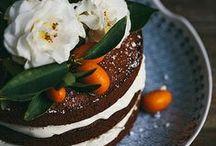Cakes + Sweet Treats