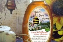 Local Wildflower - infused with pollen / New, All Season, All U.S. Allergy Honey. The only allergy honey you'll ever need! Our Local Wildflower is packed with pollen. This honey will help with your allergies all year long anywhere in the U.S.. This honey contains honey from all over the U.S. with bits of pollen from all of the plants that bother allergy sufferers all year long. It's our attempt to make it simple. http://winterparkhoney.gostorego.com/honey-for-allergies/allergy-bee-gone-16oz.html