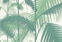 Palms Wallpaper / Palms Wallpaper. See our Tropical section for our full collection at www.removablewallpaper.com.au