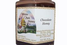 Raw Chocolate Honey - Organic Cacao