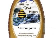 Natural Raw Meadowfoam Honey