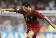 Cristiano Ronaldo / Idolo