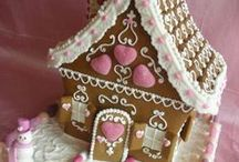 Cookies; Gingerbread House / by Jacky H