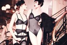 Lingerie & Shapewear / Gorgeous pieces of lingerie and shapewear with retro appeal.