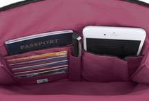 Organized Travel / Pack and organize for your travels with Travelon!