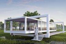 Unique Architecture / Architecture Conceps, Design and Visualizations