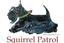 Scottie dogs / Sausage dogs are special, but one day I want a Scottie.