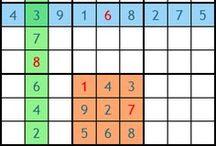 Matematyka / gry i zabawy matematyczne :-) bądź logiczny