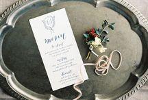 wedding | papergoods