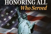 Veterans Day / In Honor of Veterans Day. We want to thank everyone that has or will serve our country.