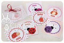 Stickers para chicos