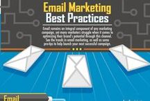 Email Marketing / Here are some tips, hacks and best practices on how to find leads, generate email templates and increase your conversion rate via email. Recommended for small businesses.