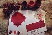 Marsala... what a GREAT color!!