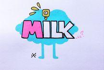Milk_ll Artwork / Milk_LL art works and other originals