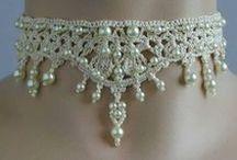šperky - náhrdelníky