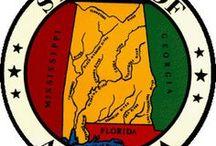 Alabama  The cotton state.