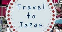 Travel to Japan / Travel to Japan with Travelon Bags!