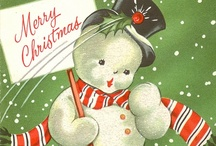 Vintage Christmas / by YesterYear Primitives