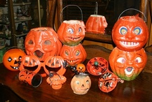 Vintage Halloween / by YesterYear Primitives