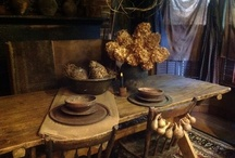 Primitive Thanksgiving / by YesterYear Primitives