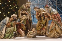 Nativity / This is what the Christmas season is all about, yest we forget / by YesterYear Primitives