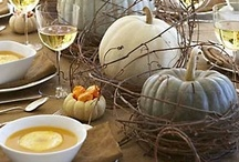 Harvest Table Settings / by YesterYear Primitives