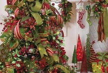 Christmas Trees / by YesterYear Primitives