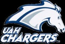 UAH Athletics / by UAH Alumni Association