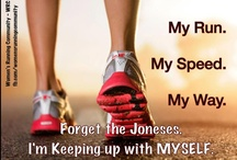 #GoRun Motivation / Phrases I've shared or found motivating for running. / by Summer Sanders