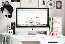 Mini Home Office | nickyashleigh