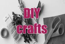 Awesome crafts for DIY's / Just some fun craftyness for indoors and out!