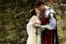 Avalon, Camelot, Medieval living