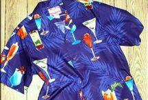 Aloha Shirts / Mens aloha shirts