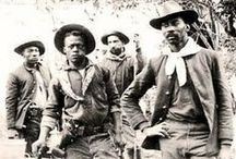 Black Cowboys & Cowgirls of Yesterday / Historical Images of Black Cowboys & Cowgirls