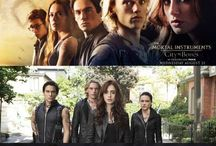 Shadowhunters / The Mortal Instruments and The Infernal Devices