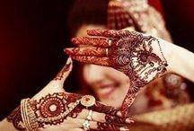 Mehndi Designs / by saBa  huSSain