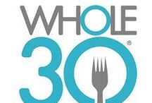 Whole30 Approved Group / Recipes that are acceptable on the Whole30 regime.