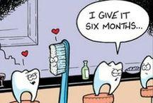 Dental Humor / Dental jokes in all forms!
